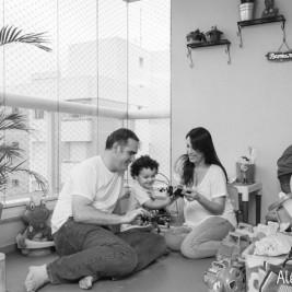Book Gestante#Ricardo + Lili + Bernardo = Manu