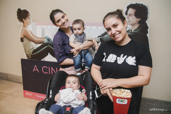 CineMaterna Shopping Iguatemi Poa | 03.04.2019